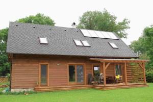 Zelená střecha zkušenosti