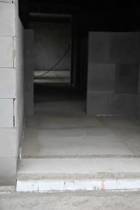 skladba podlahy v řezu